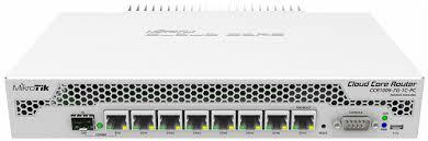 <b>Маршрутизатор MikroTik</b> Cloud Core Route <b>CCR1009</b>-<b>7G</b>-<b>1C</b>-<b>PC</b> ...