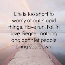 don't worry quote | Tumblr via Relatably.com