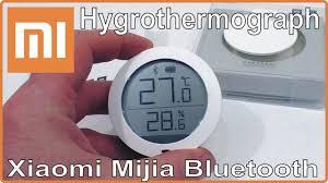 <b>Термометр</b>/гигрометр электронный <b>Xiaomi Mijia</b> Hygrometer ...