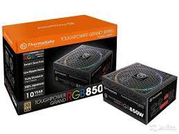 <b>Thermaltake Toughpower</b> Grand <b>RGB</b>, <b>850Вт</b> купить в ...