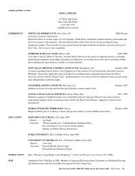 Harvard Extension School Resume It Resume Cover Letter Sample