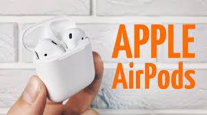Полный обзор беспроводных <b>наушников Apple AirPods</b> - YouTube
