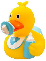 """Игрушка для ванной """"<b>Уточка</b> Ребенок Мальчик"""" <b>Funny Ducks</b> ..."""