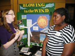 mississippi region i science and engineering fair held at southern mia mcfadden right a student at buckatunna junior high school in wayne county