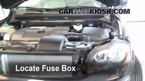 replace a fuse 2003 2014 volvo xc90 2008 volvo xc90 3 2 3 2l 6 cyl locate engine fuse box and remove cover