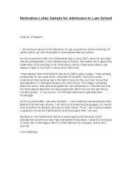 Letter Of Motivation For Master Admission Sample   job application