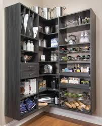 Kitchen Pantry Idea Black Metal Shelf Kitchen Pantry Idea Artdreamshome Artdreamshome