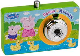 <b>Фотоаппарат</b>-<b>проектор</b> — Купить за 848 тг. — <b>Peppa Pig</b>