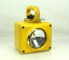 Vintage US Navy <b>Roflan</b> Yellow Portable Battle Emergency Spot ...