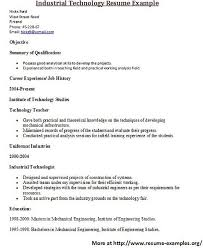 for more and various technology resumes visit wwwresume examplesorg technology cover letters