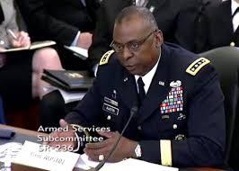 Resultado de imagem para General Lloyd J. Austin III