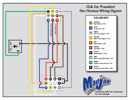 edgewater custom golf cartsprecedent gas harness wiring diagram