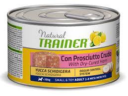 <b>Trainer Natural Small</b> & Toy Adult / <b>Консервы Трейнер</b> для ...