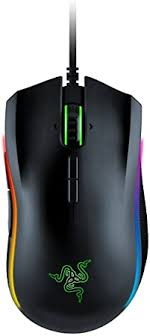 <b>Razer Mamba Elite</b> Wired Gaming Mouse: 16000 DPI Optical Sensor