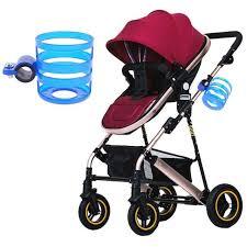 <b>Stroller</b> Cup Holder <b>Baby</b> Milk <b>Bottles</b> Rack Bicycle Quick Release ...