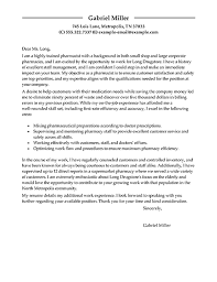 cover letter for retail pharmacist position   cover letter exampleshow to write a successful pharmacy cover letter career  clinical pharmacist cover letter resumes  pharmacist cover letter sample