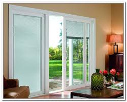 white blinds for sliding glass contemporary doors with lamp and table also sofa blind shades sliding glass