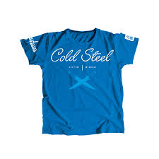 <b>Футболка Cold Steel Cross</b> Guard Blue Tee for Women M TK2 ...