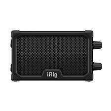 <b>IK Multimedia iRig</b> nano Amp Гитарный мини-<b>комбоусилитель</b>
