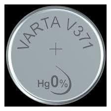 Элемент питания <b>VARTA V371</b> (LR920/ SR69/ AG6) — купить в ...