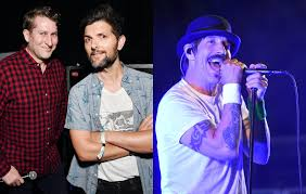 Scott Aukerman and Adam Scott ditch <b>Red Hot Chili Peppers</b> ...