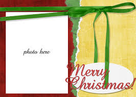 card holiday photo card template templates holiday photo card template medium size