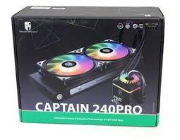Тест и обзор: <b>Deepcool Captain</b> 240 Pro - СВО с компенсацией ...