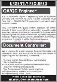 cv document controller  document controller resume sample    document controller jobs in qatar naukrigulf