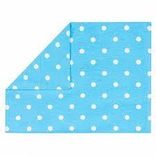 Купить <b>фартук</b> женский с карманом blue <b>polka dot</b>, горох, голубой ...