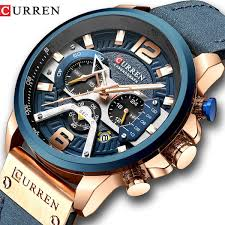 Buy <b>CURREN</b> Men's Quartz Watch Leisure Sports Top Luxury ...