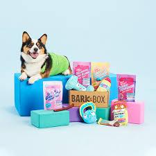 Send a BarkBox e-gift card!