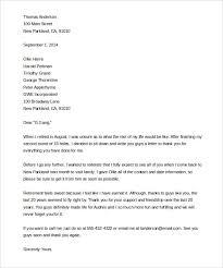 thank you retirement letter sample format free download resignation retirement letter