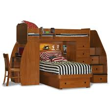 kids bunk bed with desk bunk bed office space