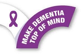Alzheimers Wear Purple for World Alzheimers Month