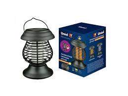 <b>Uniel светильник</b> на солн.батарее 13LED h=31см Эффект плам ...