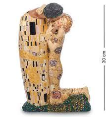 Статуэтка Parastone, Museum, Поцелуй, 19*6*30 См, Все Для ...