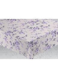 <b>Скатерть ALBA</b> Вальс цветов фиол. 120х140 см (шт.) <b>Protec Textil</b> ...