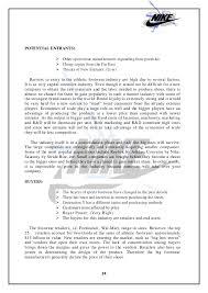 Nike strategic management Strategic Business Planning Tips from Nike