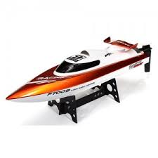 <b>Радиоуправляемый катер Fei Lun</b> High Speed Boat FT009 2.4GHz ...
