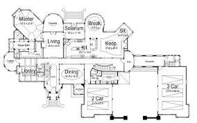 EUROPEAN LUXURY HOUSE PLANS   FREE FLOOR PLANSLuxury House Plans   Luxury Designs at Architectural Designs Magazine