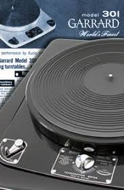 <b>Classic Turntable</b> Company Ltd – Supplying Garrard 301 Turntables