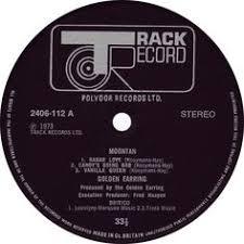 "<b>Golden Earring</b> ""<b>Moontan</b>"" 1973 Track 2406 112 | Golden earrings ..."