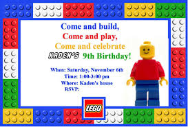lego birthday party invitations com lego birthday party invitations designed for a best birthday to improve remarkable invitation templates printable 2