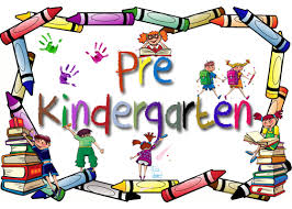 Image result for pre-kindergarten clipart