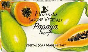 """FLORINDA <b>мыло</b> """"Ароматы Тропиков"""" Papaya / Папайя 100 g ..."""