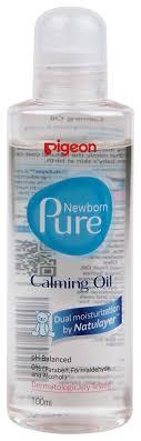 Купить <b>успокаивающее масло</b> для тела <b>newborn</b> pure calming <b>oil</b> ...