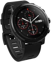 Купить умные часы <b>Amazfit Stratos black</b> в Москве, цена Amazfit ...