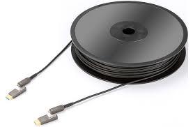 <b>Кабель HDMI</b> - <b>HDMI</b> оптоволоконный <b>Inakustik</b> 0092431015 <b>Profi</b> ...
