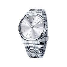 <b>Мужские стальные часы Sokolov</b> 313.71.00.000.01.01.3 цена 7 ...