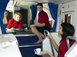 bedrooms flight attendants use on long haul aircraft business bedrooms flight attendants use on long haul aircraft business insider